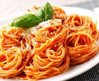My grandmother's basil pasta