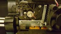 3D Printer internal machanism