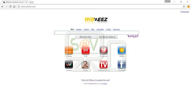 Wibeez.com (Hijacker)