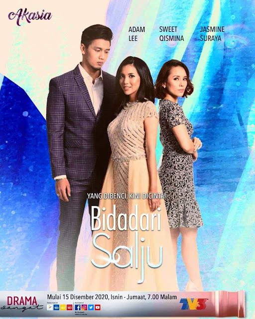 Tonton Semua Episod Drama Bidadari Salju Di TV3 (Slot Akasia)