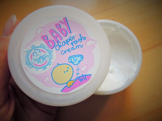 Kosmetika Hristina cosmetics  Mother & Baby Diaper rash cream Krém na opruzeniny recenze