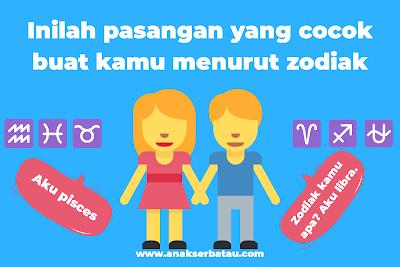 Jodoh berdasarkan zodiak