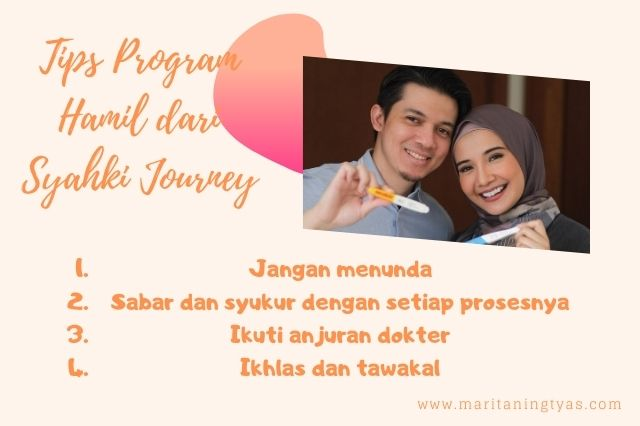 tips program hamil bayi tabung (IVF)