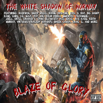 The White Shadow Of Norway - Blaze Of Glory