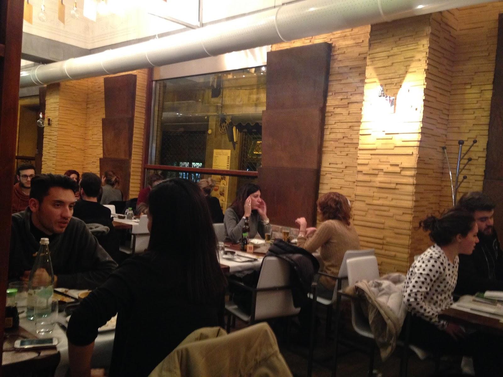 Bologna e non solo ristorante asian fusion zuma for Ristorante il rosso bologna