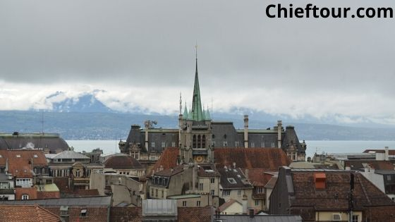 Lausanne, Nice places to visit Switzerland: