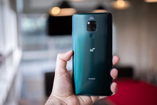 هواوي تعيين 26 يوليو موعداً للكشف عن هاتف Mate 20 X 5G في الصين