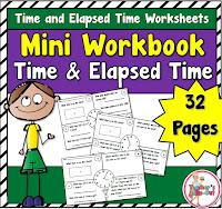 Mini Worksheet Elapsed Time