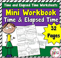 Time and Elapsed Time Mini Workbook