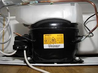 Gases used in refrigerators feron