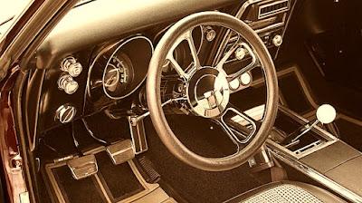 1967 Chevrolet Camaro Pro Touring Interior Cabin