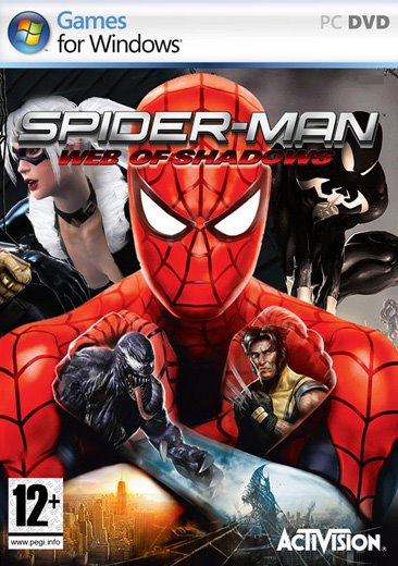 Spider-Man - Web Of Shadows (USA) ISO PSP Download FREE ...