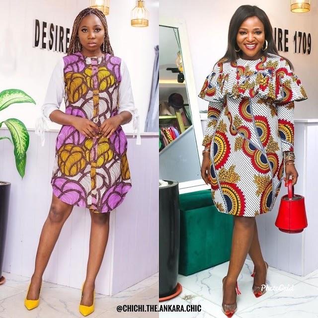 Nigerian Ankara Styles 2020: Best styles for ladies to rock