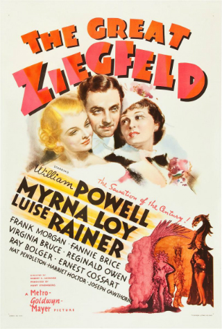 The Great Ziegfeld [1936] [DVD9] [NTSC] [Subtitulado]
