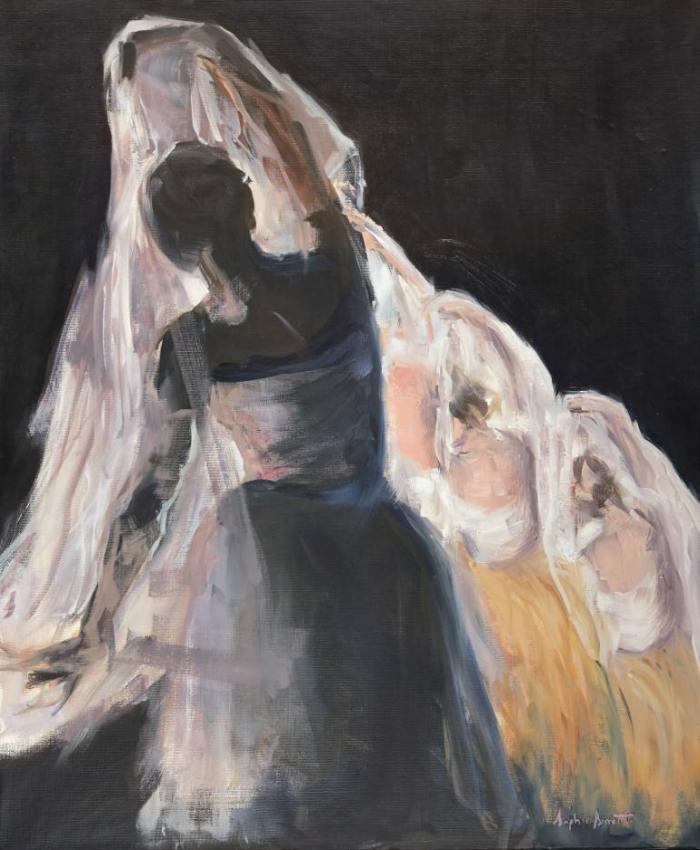 Эмоциональная энергия. Sophie Simonet