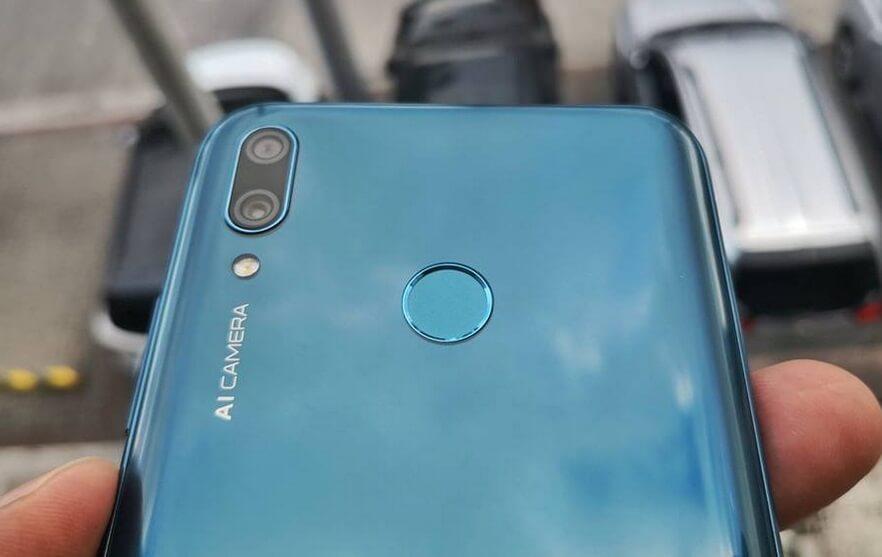 Huawei Y9 2019 Dual Rear Cameras