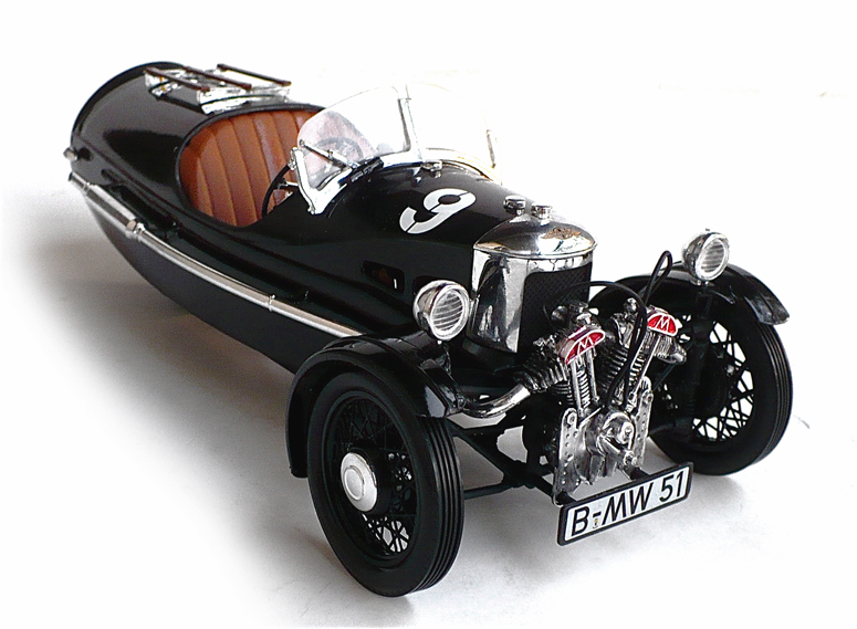 the great canadian model builders web page 1935 morgan three wheeler. Black Bedroom Furniture Sets. Home Design Ideas