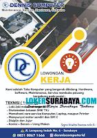 Info Loker Surabaya di Dennis Computer September 2020