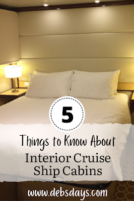 5 things to know about cruise ship inside cabins