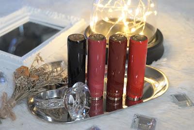 每位女士都能擁有的瑰麗寶石 ෆˊ̖ Lancôme L'Absolu Rouge Ruby Cream
