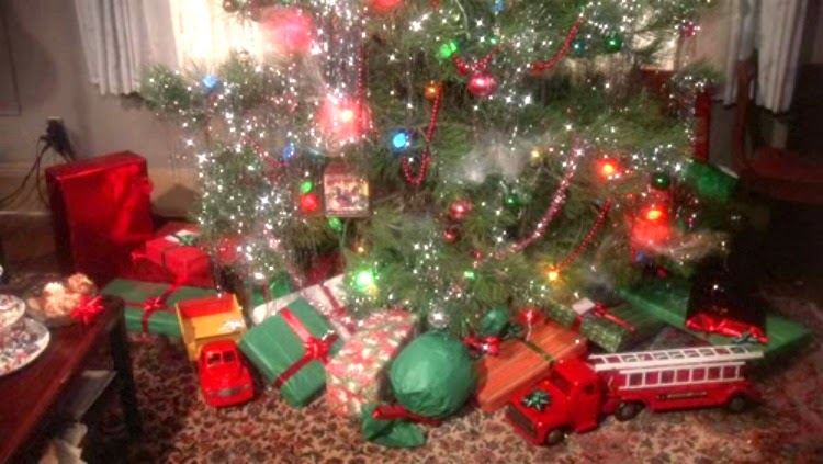 A Vintage Nerd, Vintage Christmas, A Christmas Story, Vintage Blog