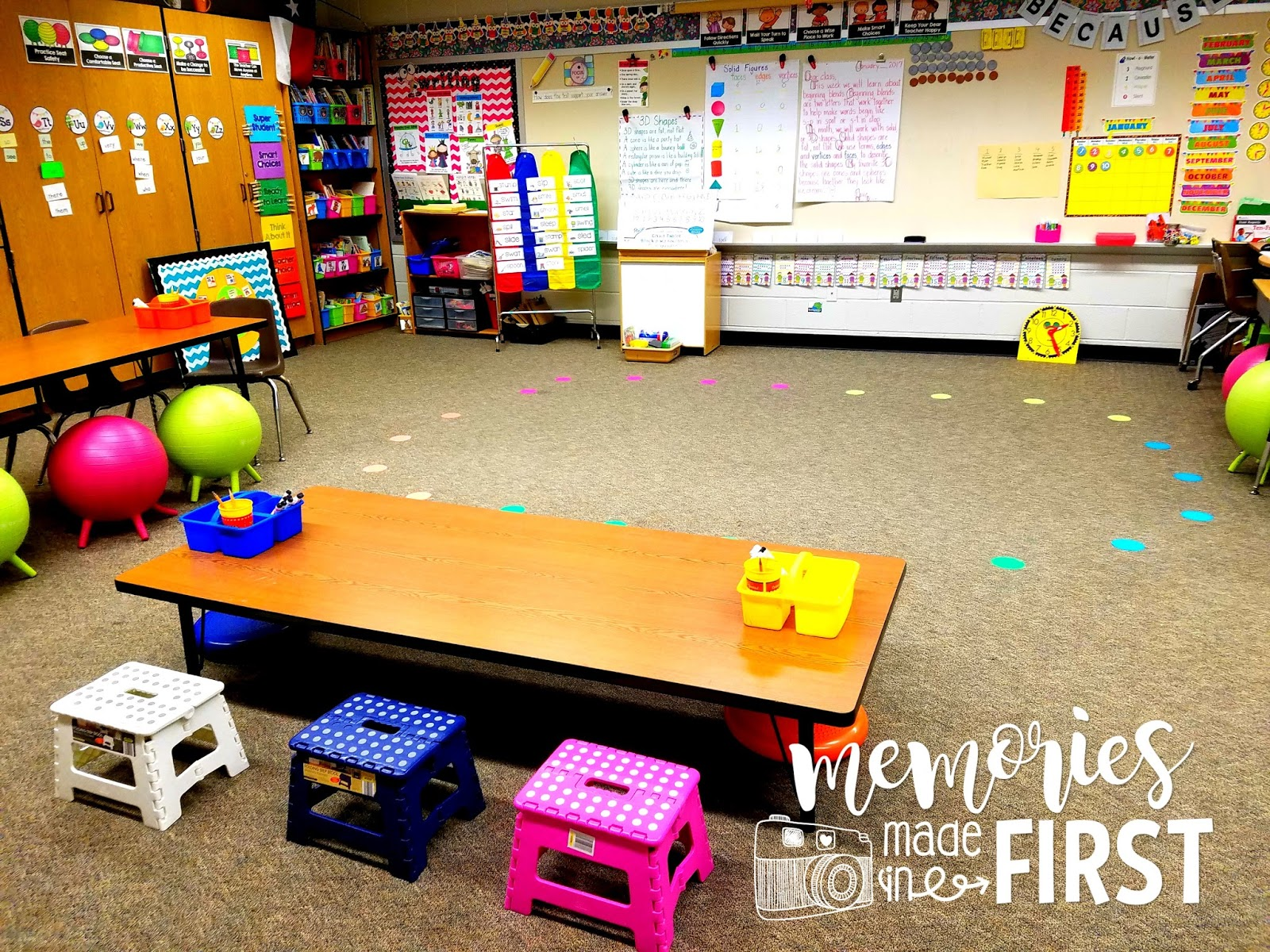 memories made in first flexible seating pros cons a classroom