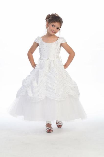 los vestidos mas lindos de primera comunion
