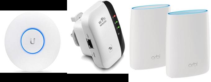 Wifi: répéteur, point d'accès, ou routeur wifi maillé (mesh) ?  Partie III: le point d'accès