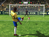 Final Kick: Online Football MOD Apk v5.5 - Terbaru dan Gratis