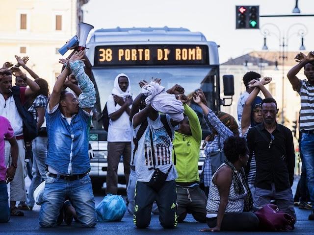 Önvédelmet tanulnak az olasz buszsofőrök, hogyha rá kényszerülnek, jól pofán tudják verni az erőszakos migránsokat