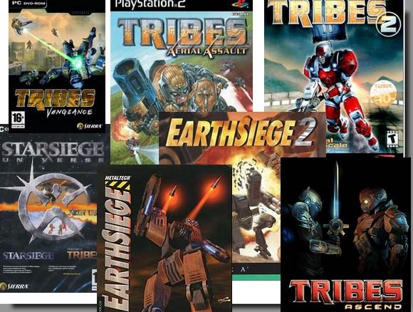 TRIBES Universe - 7 ολόκληρα Games εντελώς δωρεάν από την Hi-Rez Studios