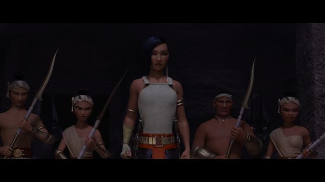 Raya and the Last Dragon bingtorrent Screen shots