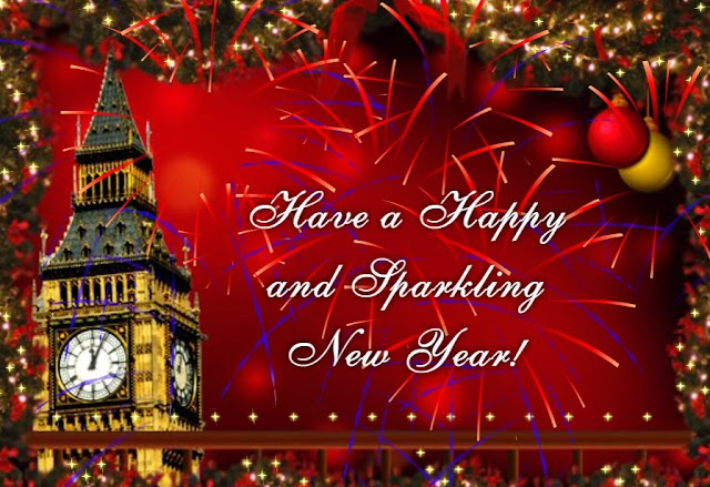 happy new year message 2018