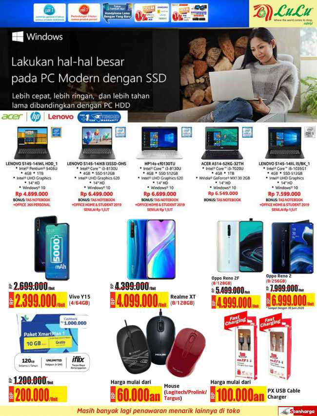 Katalog Promo LULU Supermarket 25 Juni - 8 Juli 2020 10