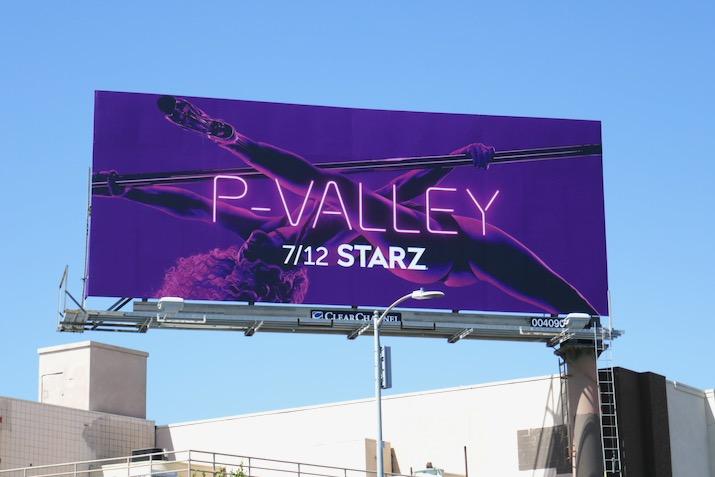 P-Valley series premiere billboard