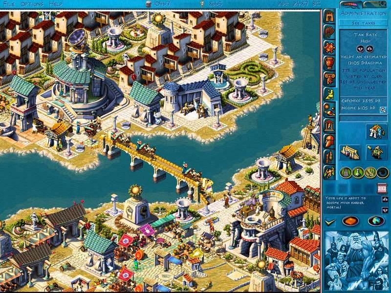 play zeus master of olympus online free