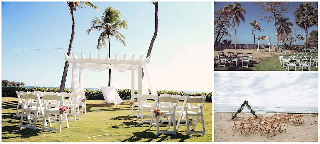 Puerto Rico Intimate Beach Weddings