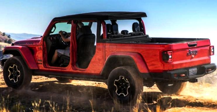 Adventure Jeep Gladiator Rubicon, Kini Indent di Showroom NJM Batam