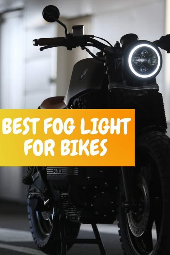 Best fog light for bike in India