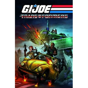 Review - G.I. Joe Vs. The Transformers