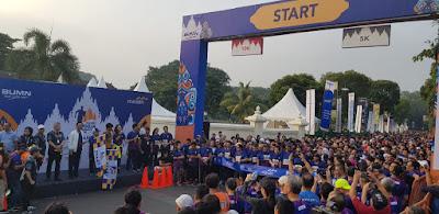 Mandiri Jogja Marathon 2019