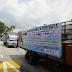 400 Tan Barangan Dihantar Ke Pelabuhan Klang