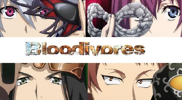 Download Anime Bloodivores Subtitle Indonesia