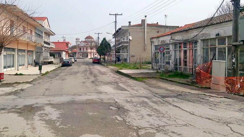 Σε εγκατάλειψη η Δημοτική Κοινότητα Πέπλου από τη δημοτική αρχή Αλεξανδρούπολης