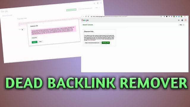 Dead backlink remover