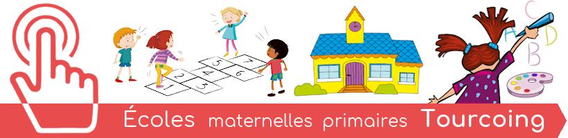 Écoles Tourcoing - primaires et maternelles