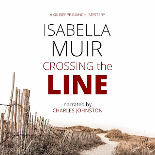 Crossing The Line by Isabella Muir audiobook cover