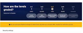 Aladdin25exchange KYC Proccess, Aladdin25Exchange Tnc Withdraw, Aladdin25Exchange MIlegae Tnc convert, Aladdin25exchnage Review , Aladdin25Exchange App Launch Date