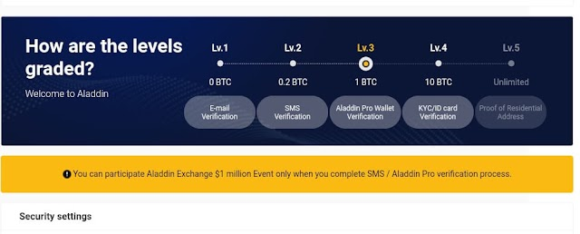 Aladdin25Exchange Kyc Verification & Withdraw Process:(Full Guide)