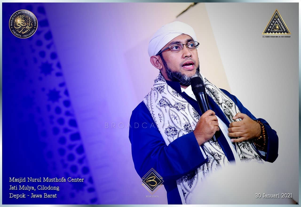 Galeri Masjid Nurul Musthofa Center 300121